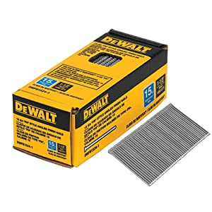 DEWALT 15GA 1-1/2IN FN Style Finish Nails 1M (DWFN1524-1)