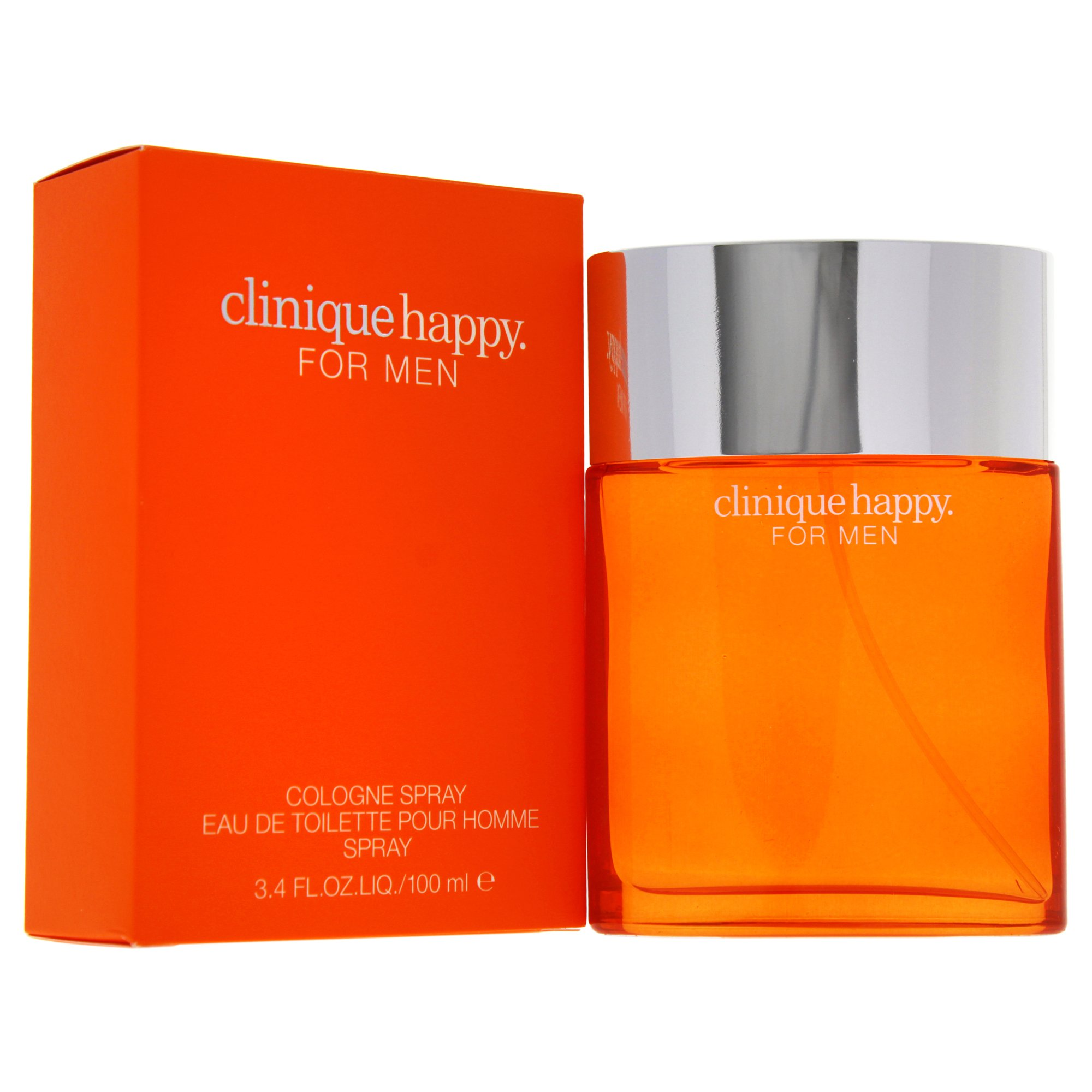 Happy by Clinique for Men Cologne 3.4 oz Spray by Clinique