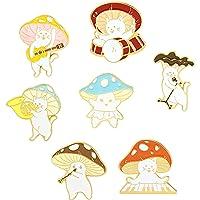 Women Jacket Badge Pin Metal Enamel Box Lover Artistcreative Famous Jewelry LR