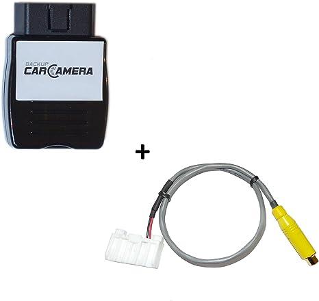 Arnés y programador de entrada de vídeo para cámara de seguridad ...