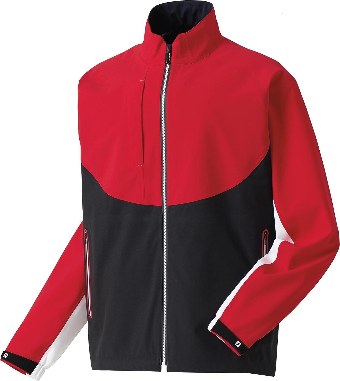フットジョイ メンズ ジャケット&ブルゾン FootJoy Men's DryJoys Tour LTS Rain Golf [並行輸入品] B07DG1XLN6 XL