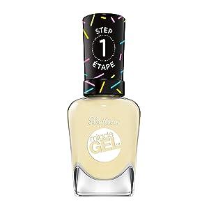 Sally Hansen Miracle Gel Nail Color, A-Dough-Able.5 fl oz