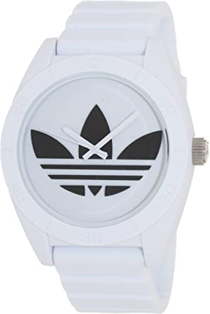 19700443ab58 Buy Adidas Originals Santiago XL - White Men's Watch #ADH2823 Online ...