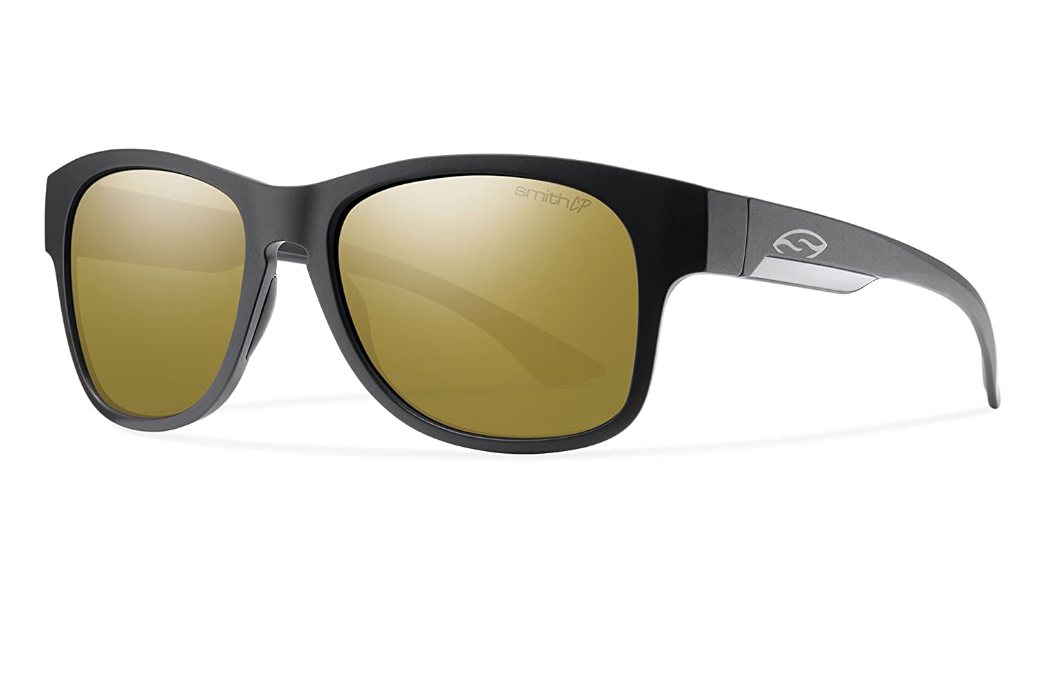 Smith Optics Wayward Unisex 54mm Round Sunglasses