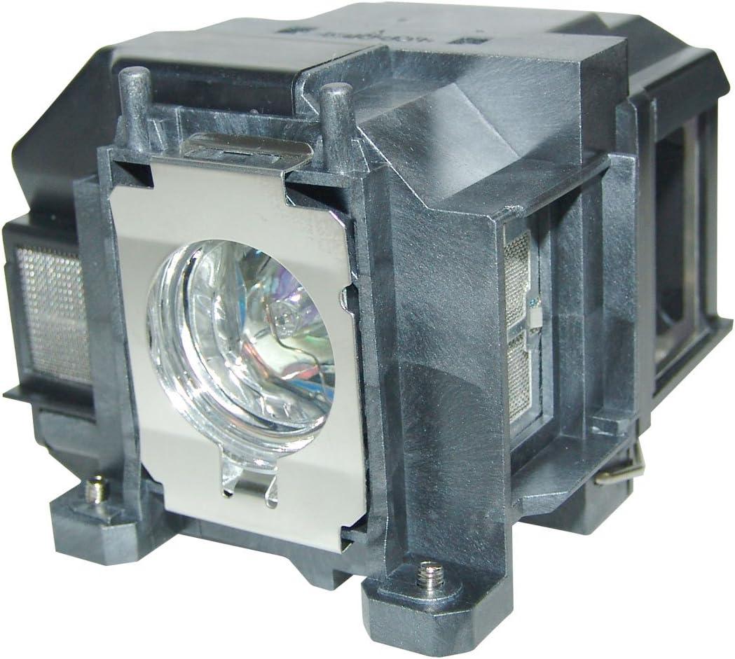 Aurabeam for Epson Powerlite Home Cinema 710HD Projector Lamp with 200 Watt Osram UHE Bulb