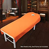 Sábanas de cama de belleza, de tela