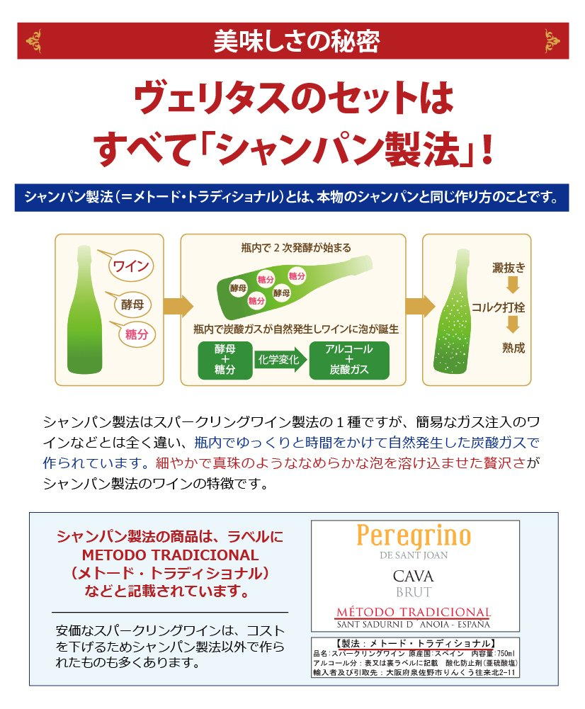 Amazon.co.jp: 本格シャンパン...