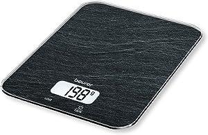 Beurer 70416 KS 19 Ardoise Balance de cuisine, 5 kilograms
