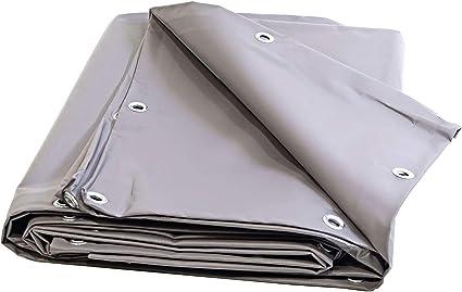 Toldo Pergola PVC 900 G/m² – 2 x 3 m – gris – lona ...