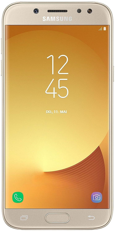 Samsung Galaxy J5 (2017) SM-J530F SIM Doble 4G 16GB Oro - Smartphone (13,2 cm (5.2