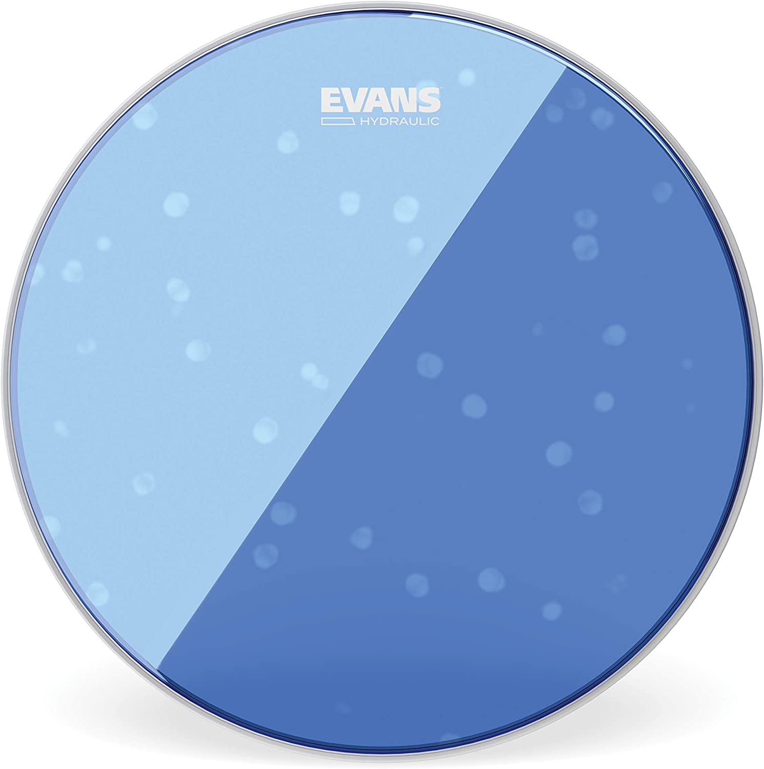 Evans Hydraulic Blue Bass Drum Head, 22 Inch