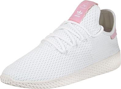 adidas Damen PW Tennis HU Weiß Mesh Sneaker 44: Amazon.de: Schuhe ...