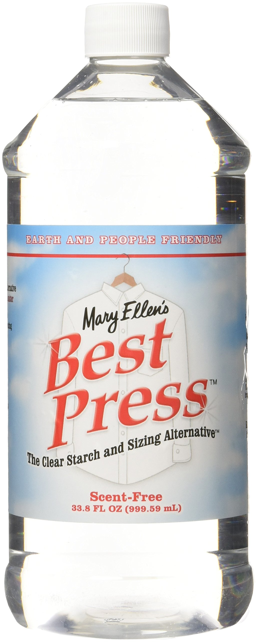 Mary Ellen's Best Press Refills 33.8 Ounces-Scent Free by Mary Ellen Products