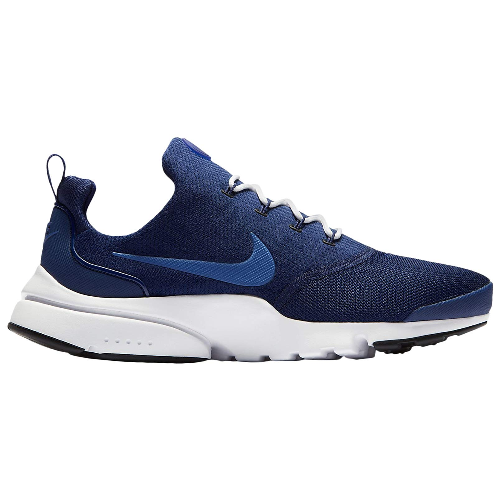 97d554e33034f Nike Mens Presto Fly Mesh Blue Void Game Royal Black Trainers 12 US