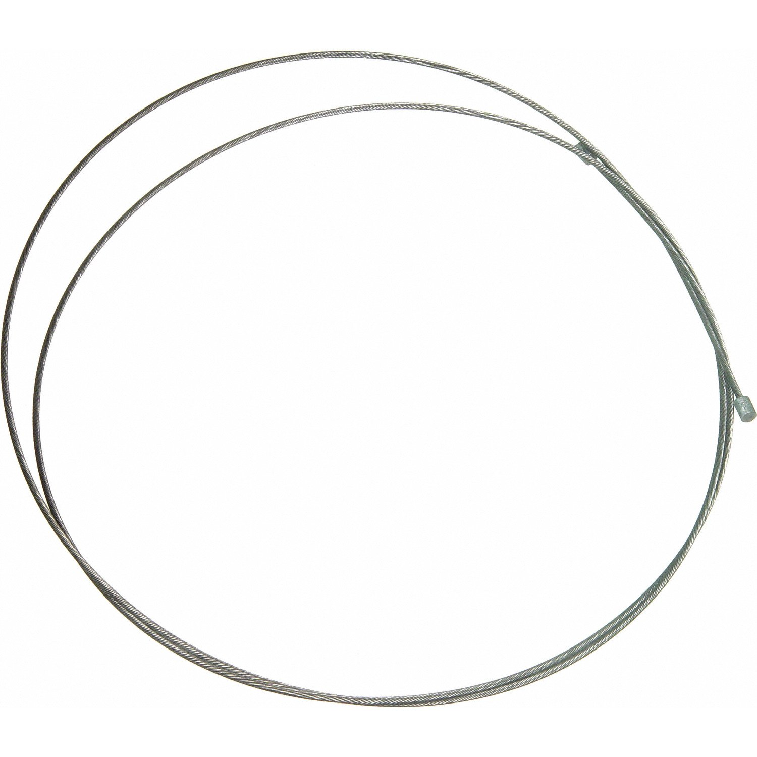 Wagner BC116482 Premium Praking Brake Cable, Intermediate
