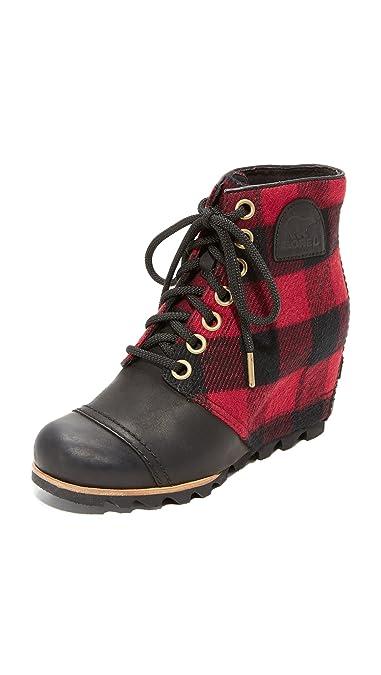 aaca295bd45 Sorel - Women s Pdx Wedge Non Shell Boot  Amazon.co.uk  Shoes   Bags