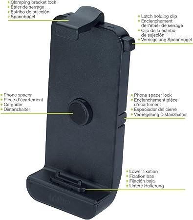Igrip T5 30410 Dock Kit Halterung Mit Lademöglichkeit Elektronik