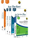 Ace The Race Combo 4: CSIR-UGC NET Life Sciences (Ace The Race, Ace The Race Plus & General Aptitude) (Combo 4)