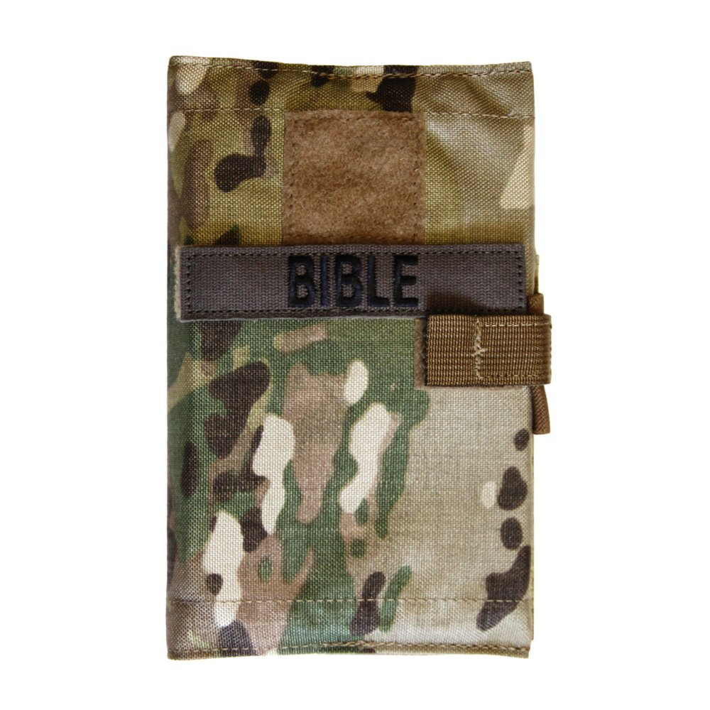 Bulletproof Bible - Multicam by Acme Approved