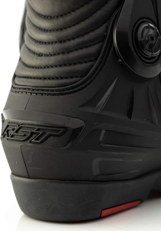 RST Boots Tractech Evo III Sport CE Black//Flo Yellow 42