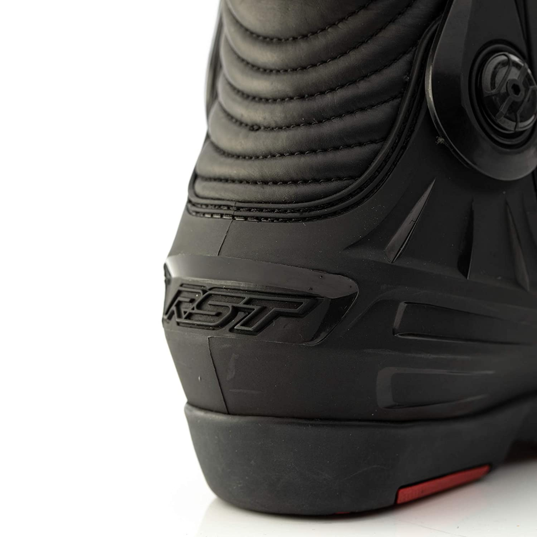RST Boots Tractech Evo III Sport CE Black//Black 44
