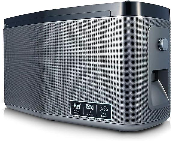 Sistema de Entretenimiento portátil LG RK8 LOUDR.: Amazon.es: Electrónica