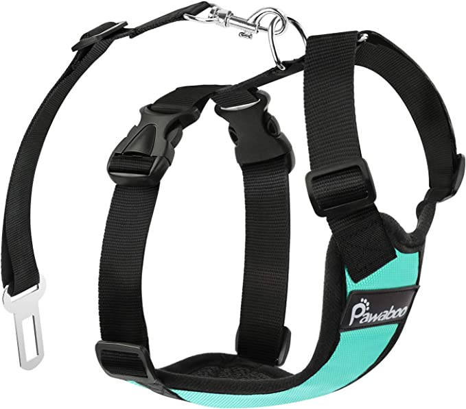 Pawaboo Dog Safety Vest Harness - Budget Pick