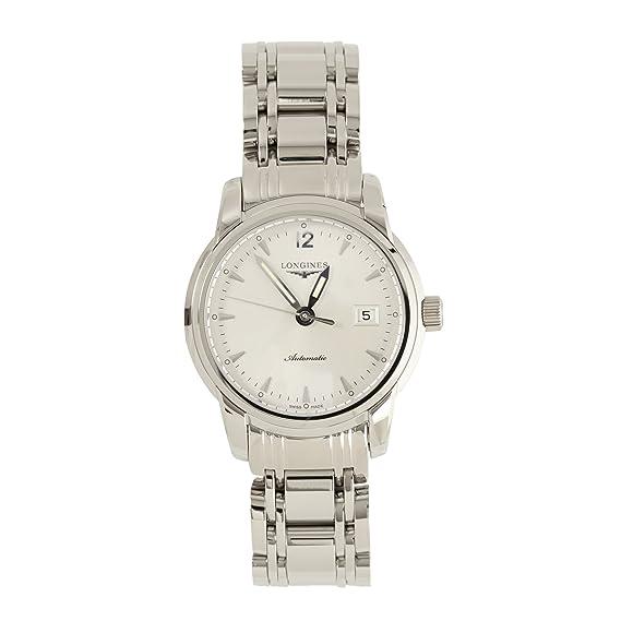 Longines Saint-Imier L2.563.4.72.6 - Reloj para mujeres, correa de