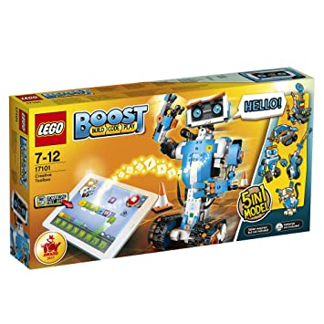 LEGO 17101 Boost Creative Toolbox Toy: Amazon.co.uk: Toys & Games