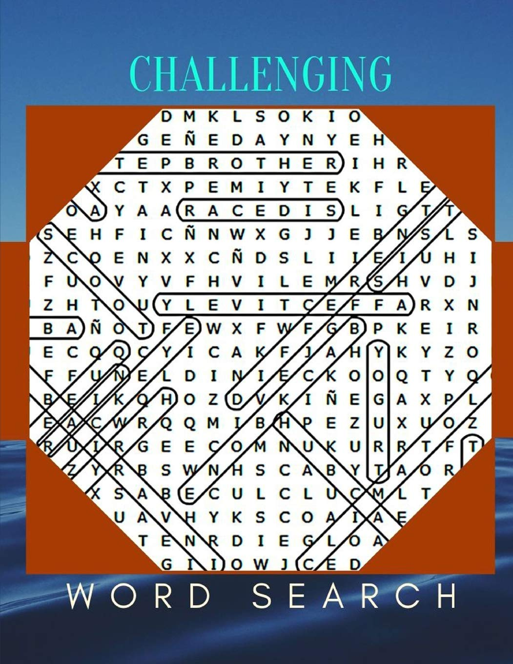 Challenging Word Search: The Everything Word Search Book
