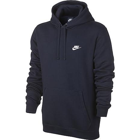 2c06986e18a6 Nike M NSW HOODIE PO FLC CLUB - Sweatshirt for Men