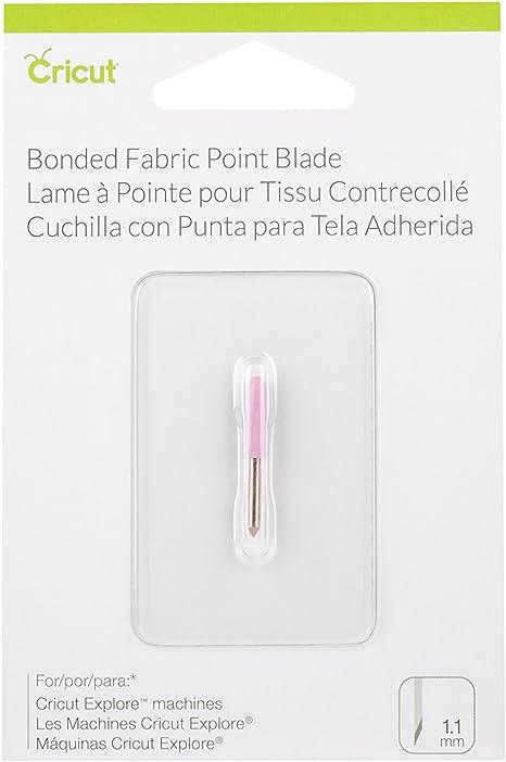 Cricut Maker Bonded Fabric Point Blade