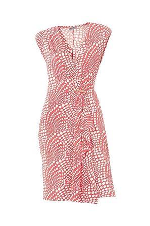 Kleid weib koralle
