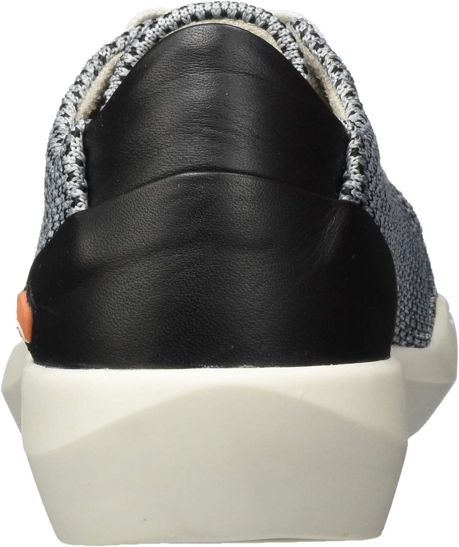 Softinos Baukii579sof Damessneakers Gray Gray 001