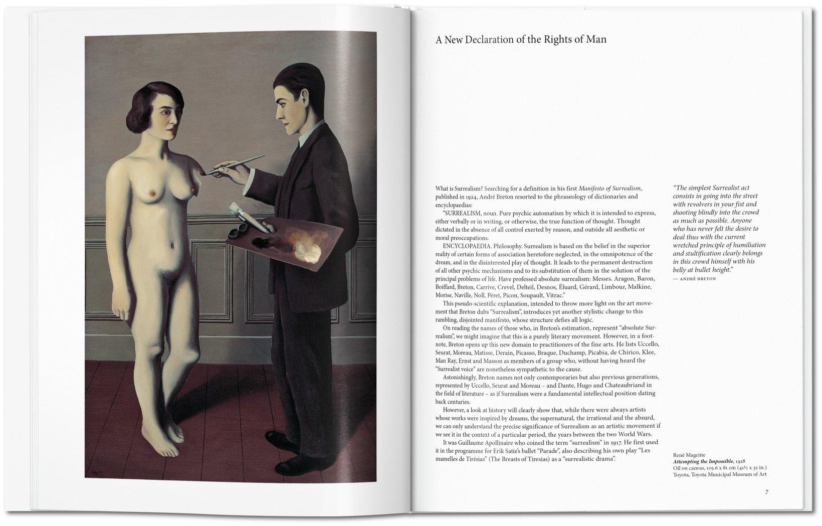 Surrealism (basic Art Series 20): Cathrin Klings�hrleroy: 9783836506731:  Amazon: Books