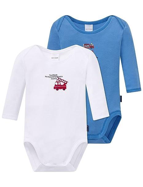Schiesser Body Unisex bebé (Pack de 2)  Amazon.es  Ropa y accesorios bb99074337b3