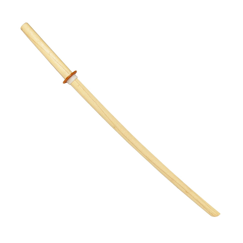 DEPICE w-boj - Bokken de entrenamiento (madera de roble japonés)