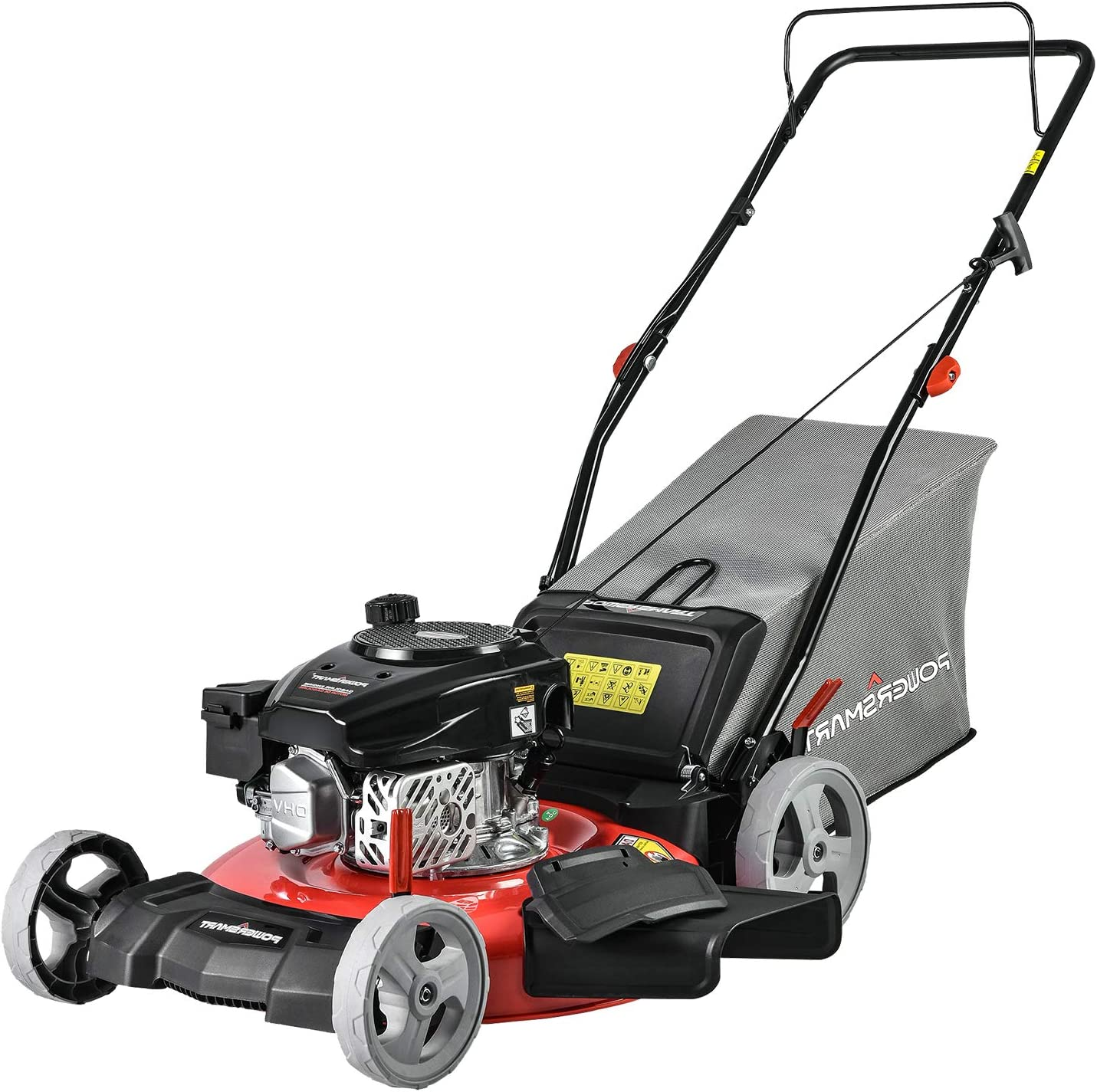 PowerSmart DB2321PR Gas Powered Push Lawn Mower