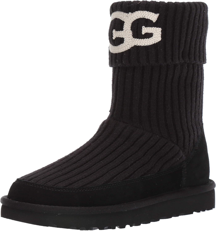 UGG Women's Classic Knit Boot