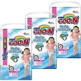 【ケース販売】グーン(GOO.N) やわらかフィットパンツ BIG(ビック)サイズ (12~20kg) 156枚(52枚入×3パック) 女の子