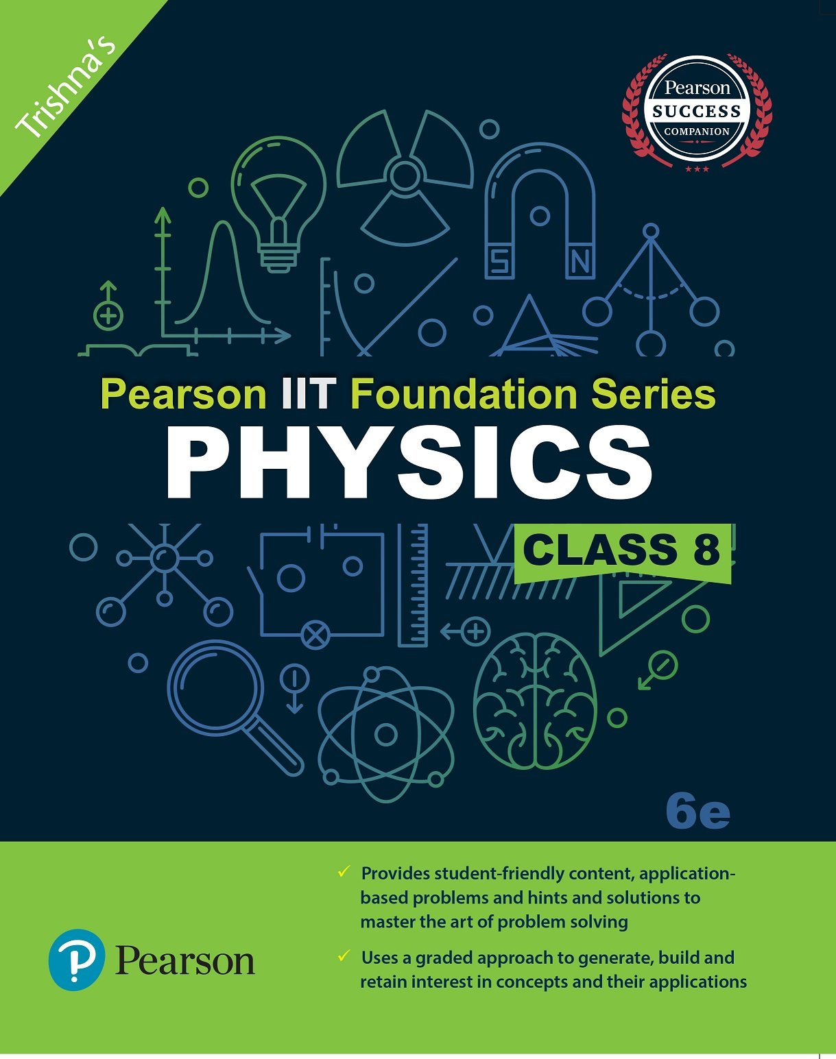 Pearson IIT Foundation Physics Class 8 Old Edition Amazon