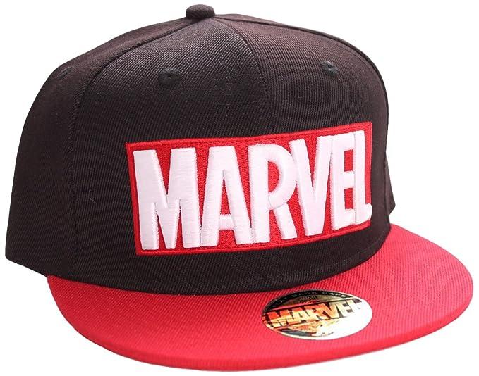 5c674c27c4824 Marvel Logo - Gorra Unisex