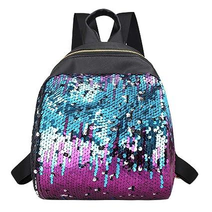 5f896345fe Amazon.com  New Bagpack Mini Backpack Women School Bag for Teenage ...