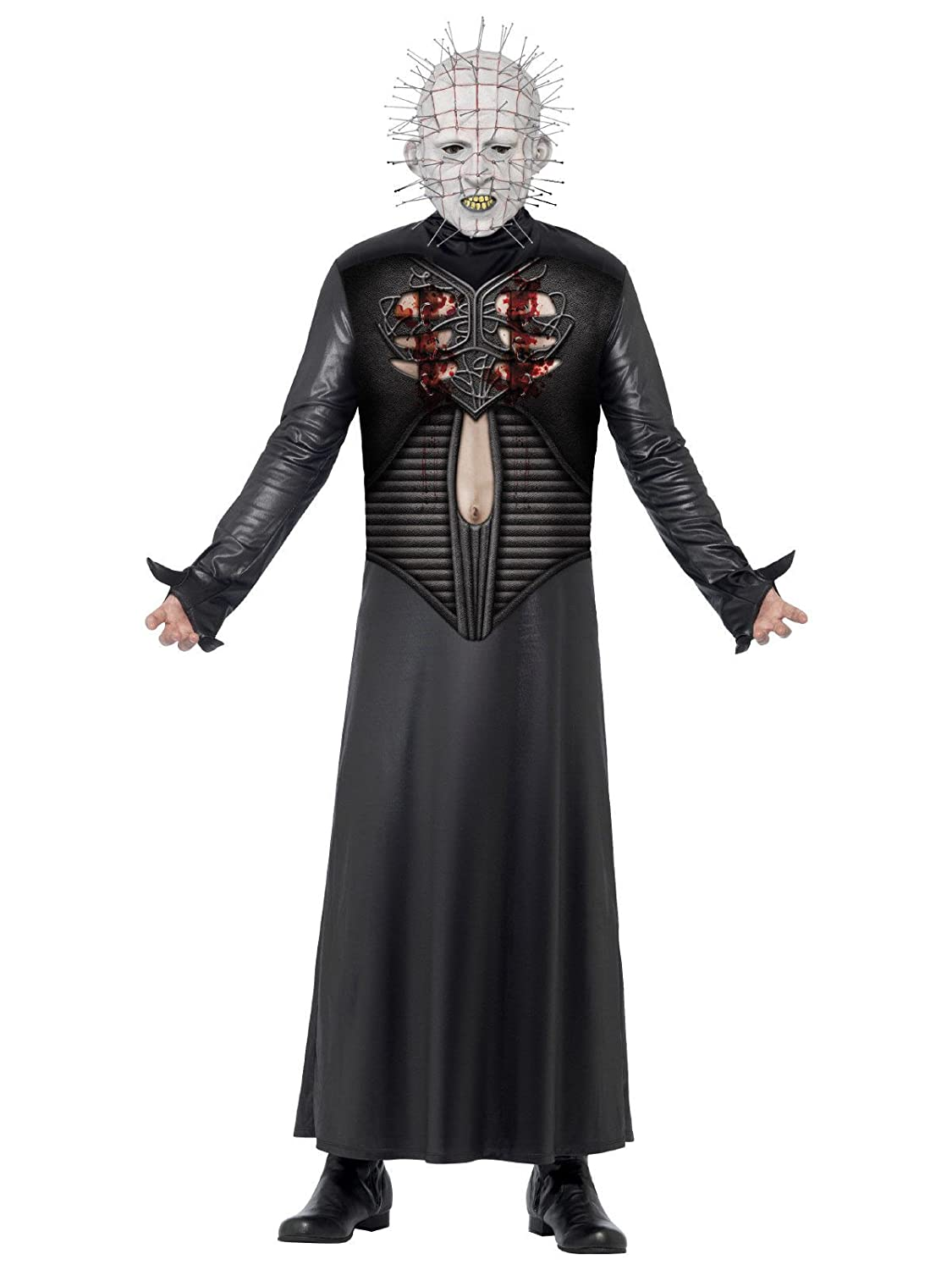 Men's Hellraiser Pinhead Costume Licensed