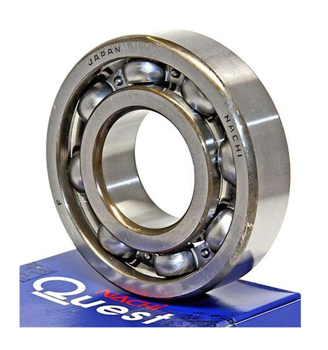6301-2NSE9 NACHI bearing 6301-2NSE seals 6301-2RS bearings 6301 RS Qty. 10
