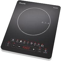 Preethi Excel Plus 117 1600-Watt Induction Cooktop (Black)
