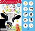 Look Who's Mooing! Lift the Flap: Scholastic Early Learners (Sound Book)