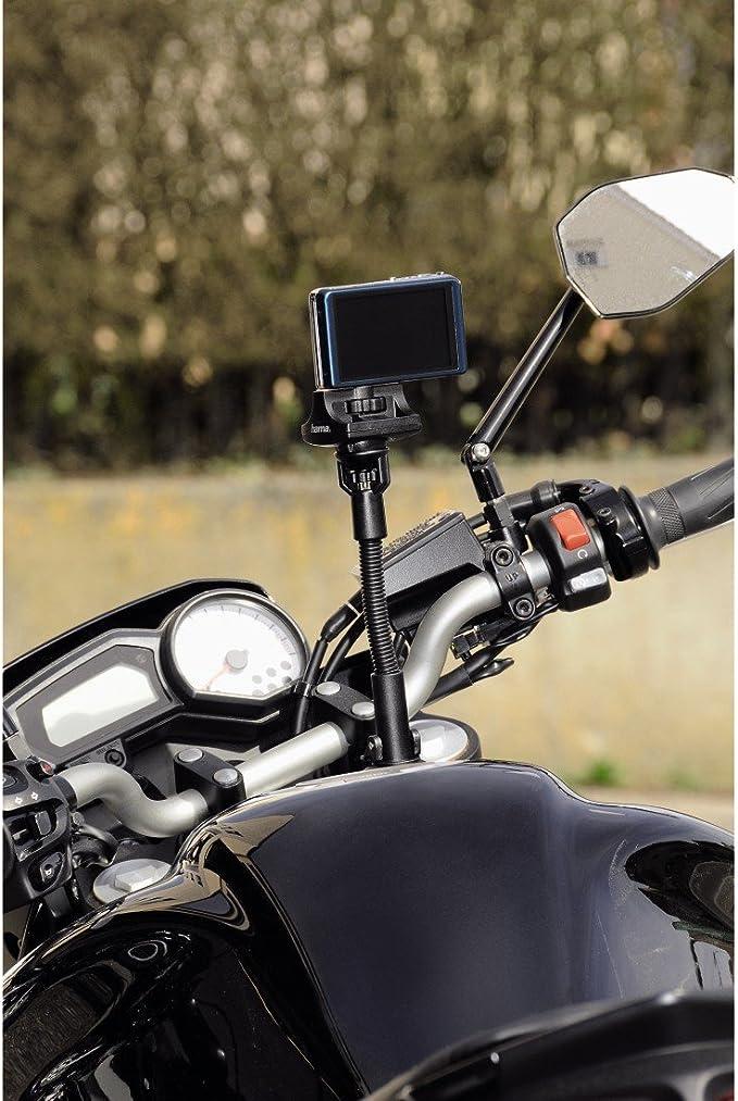 Hama Leichtes Saugstativ Mit Biegearm Und 3d Kugelkopf Kamera