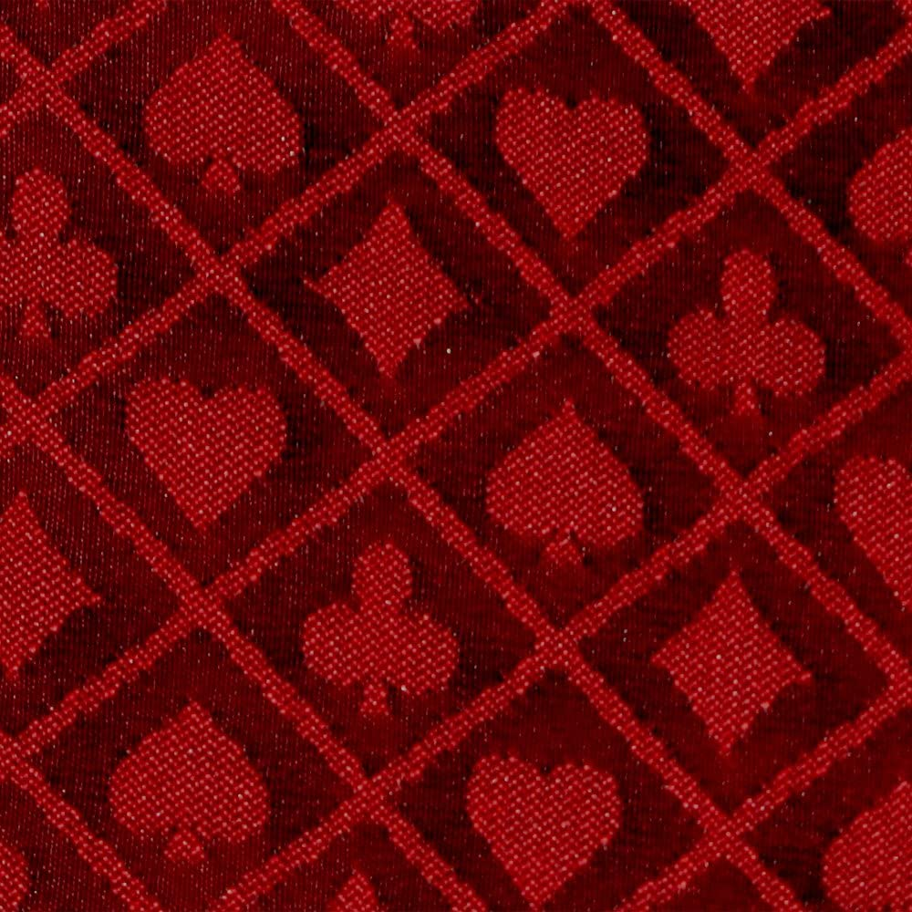 Brybelly 10-Foot Section of Two Tone Poker Table Speed Cloth