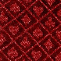 Brybelly 10 pies sección de Dos Tonos de Mesa de póquer Speed Cloth